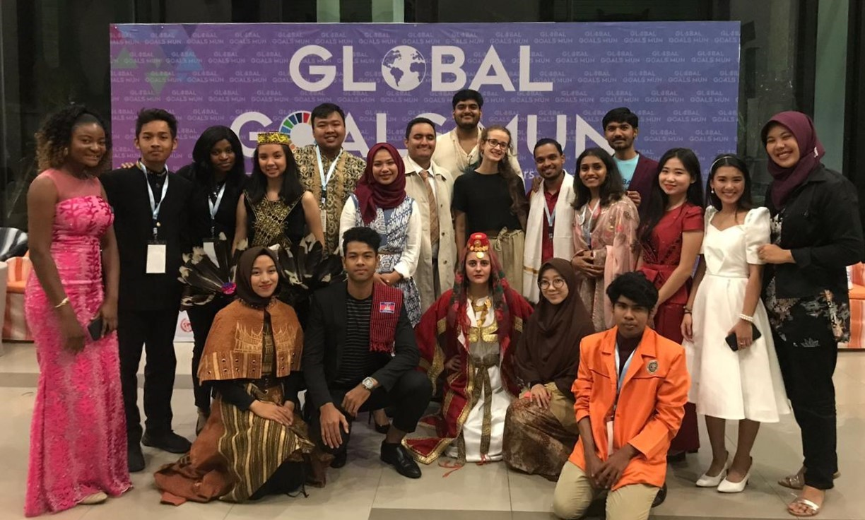 Global Goals Model United Nations (GGMUN) 3.0